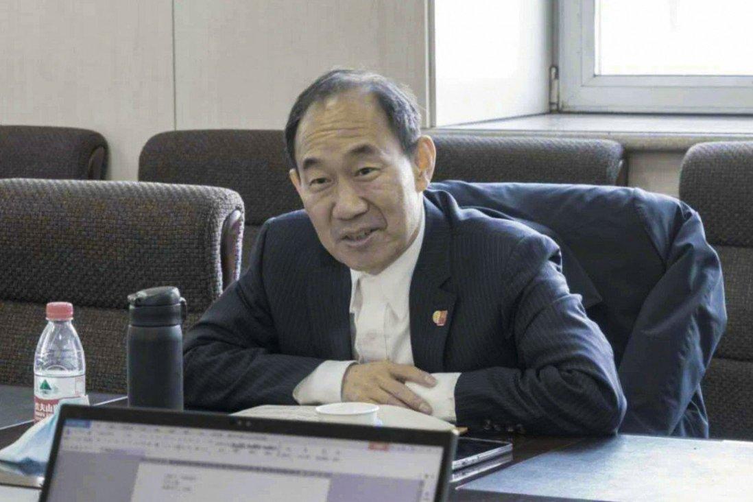 Giáo sư Zhang Zhijian. Ảnh: