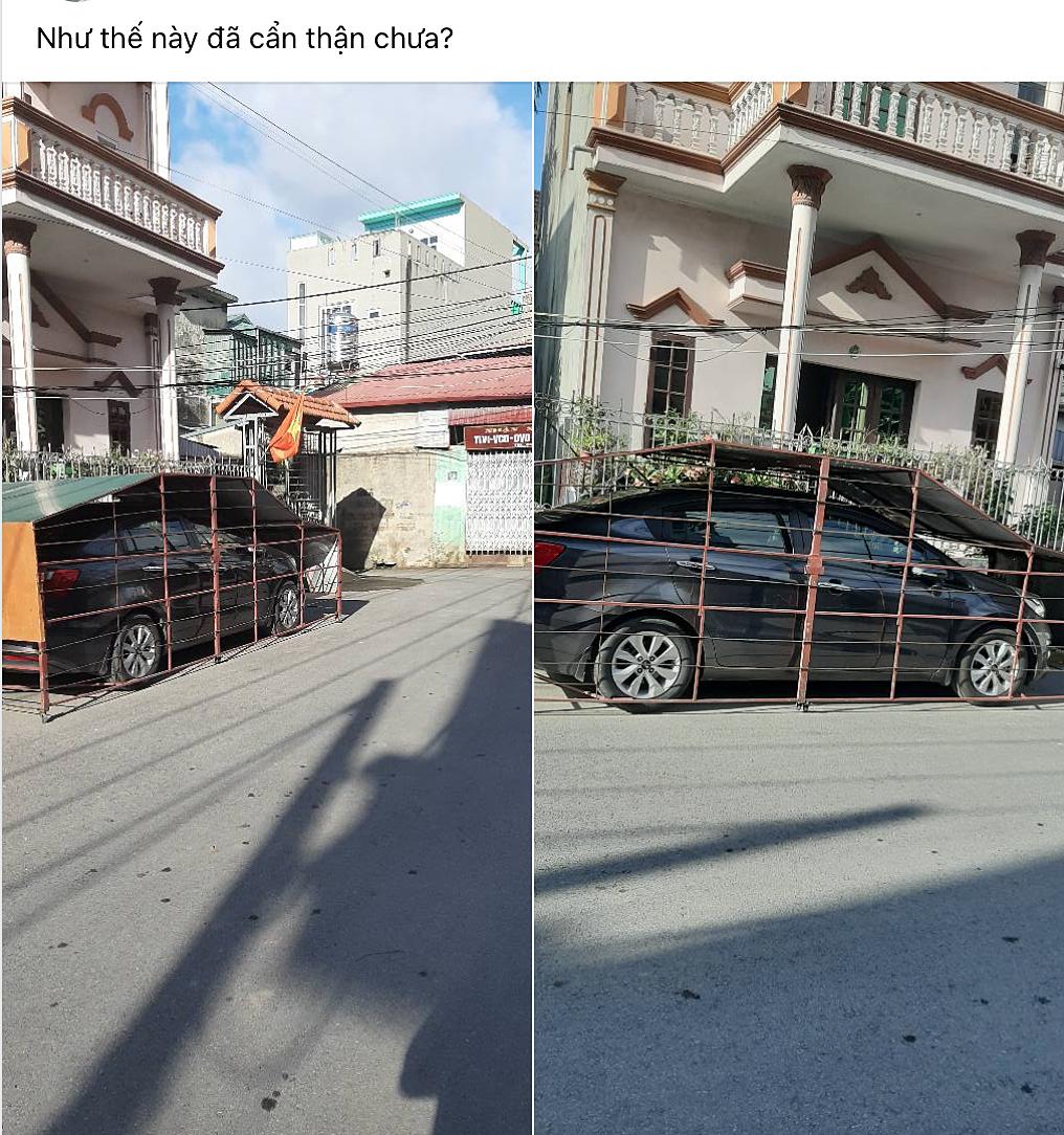 Không biết lúc lấy xe thế nào nhỉ?