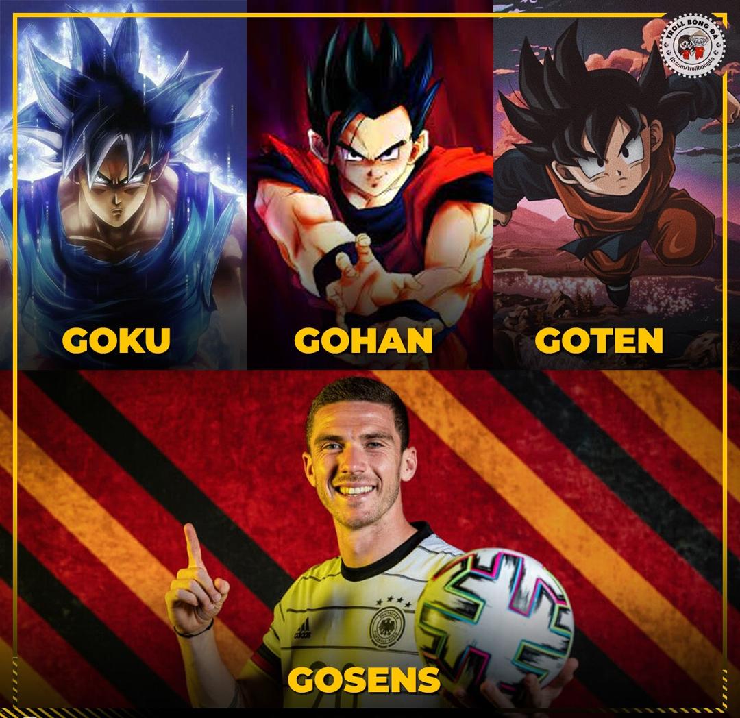 Robin Gosens tỏa sáng rực rỡ trong trận Đức 4-2 Bồ Đào Nha.
