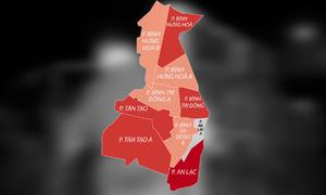 Covid-19 ở quận nhiều ca nhiễm nhất TP HCM