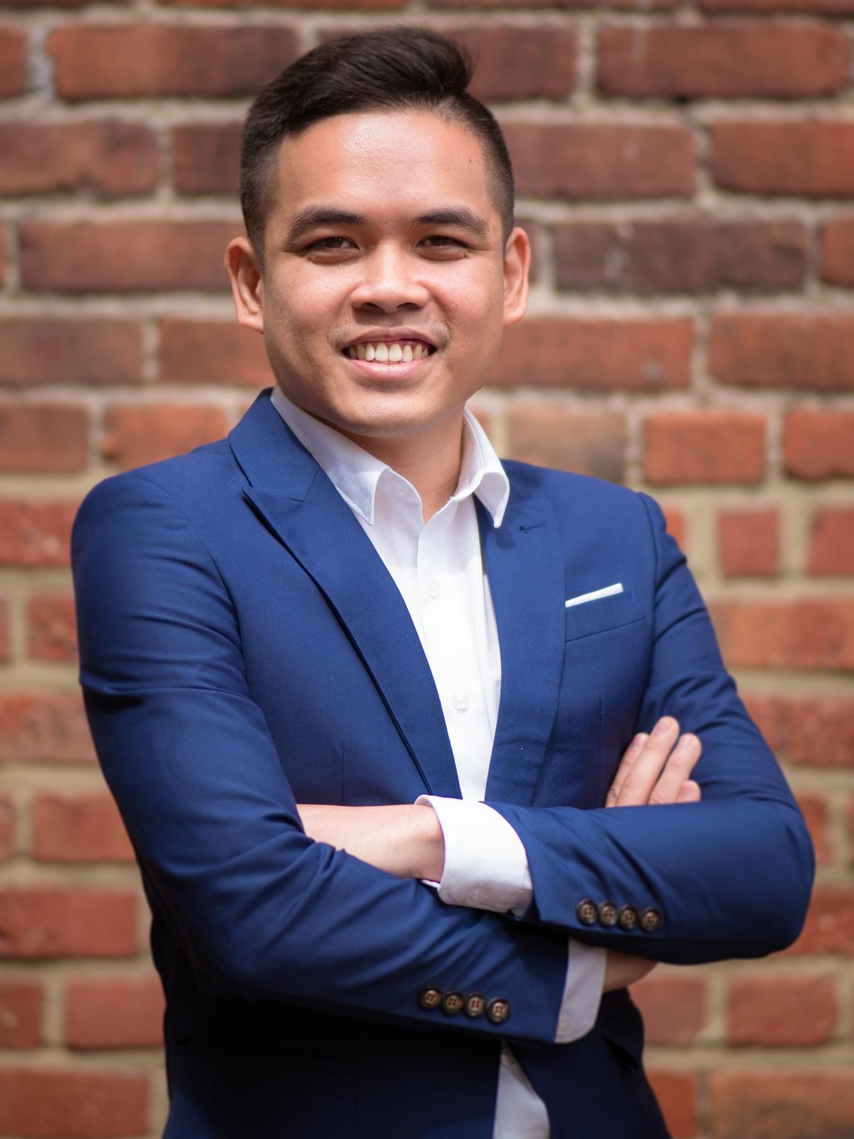 Anh Đinh Lê Vũ, hiện sống và làm việc tại Mỹ. Ảnh: Nhân vật cung cấp