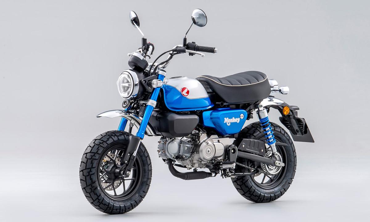 Xe khỉ Monkey 125 phiên bản mới. Ảnh: Honda