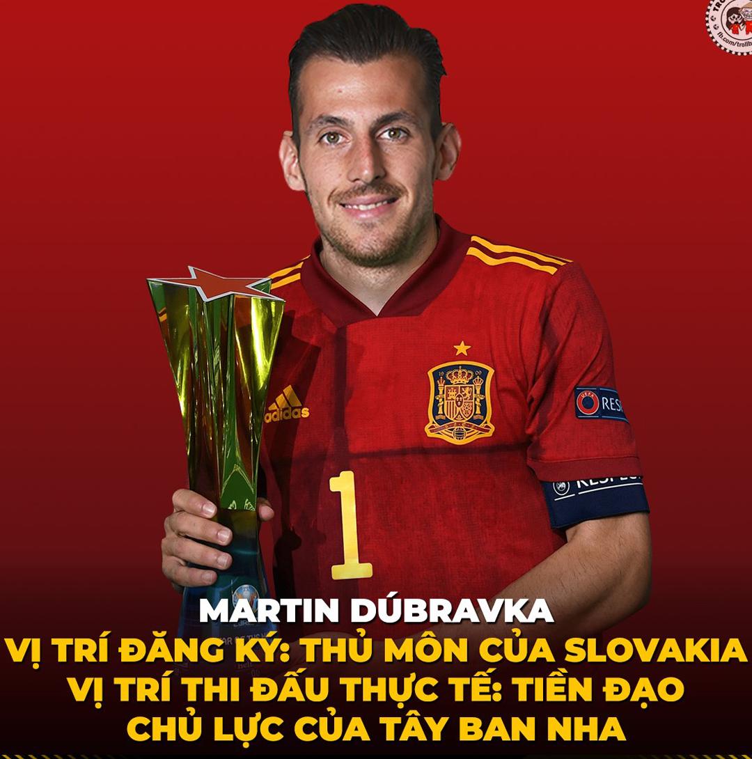 ... là thủ thành của slovakia trong trận đấu cuối cùng.
