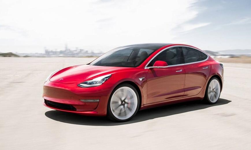 Tesla Model 3 - ôtô nội địa hóa nhiều nhất ở Mỹ. Ảnh: Tesla