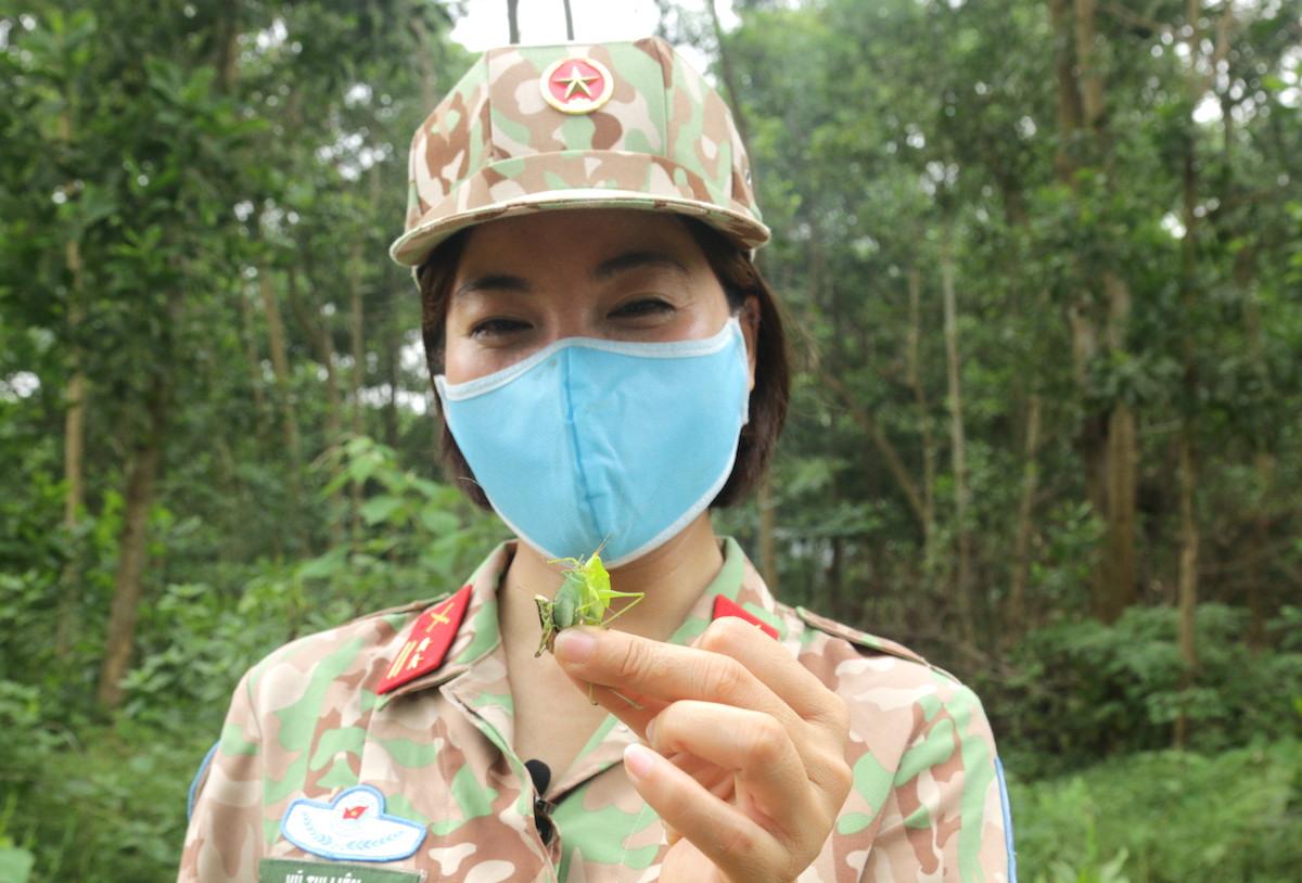 Lính mũ nồi xanh luyện kỹ năng sinh tồn - page 2 - 2