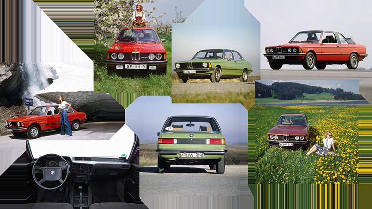 BMW 3 series thế hệ đầu tiên.