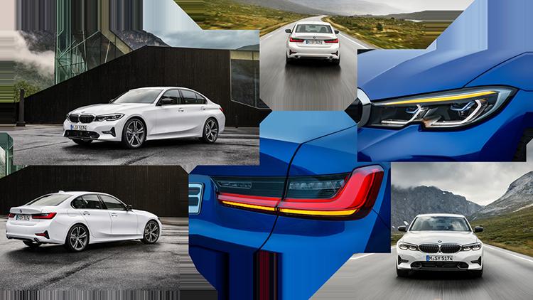 BMW 3 series thế hệ mới nhất.