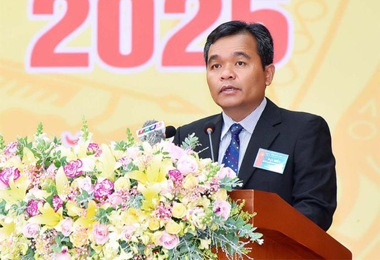 Ông Hồ Văn Niên, tân Chủ tịch HĐND tỉnh Gia Lai, Ảnh: Đức Thuỵ