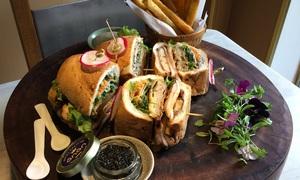 Bánh mì Việt hơn 2 triệu đồng