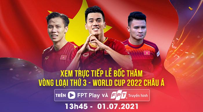 Hôm nay bốc thăm vòng loại cuối World Cup 2022 – khu vực châu Á-baccarat game-baccarat game download-rich888