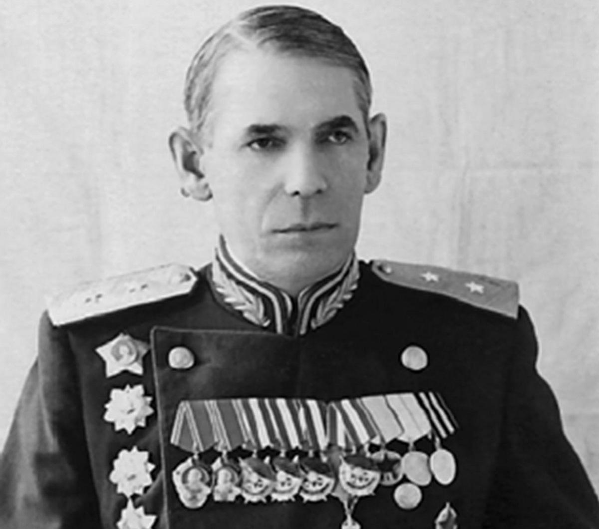 Đại tá Nikolai Gagen. Ảnh: Sputnik.