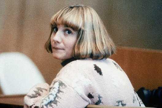 Carolyn Warmus ở phiên toà tháng 2/1991. Ảnh: Lohud