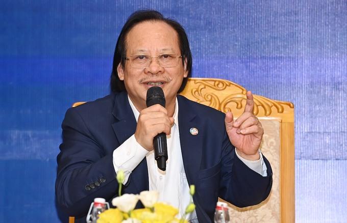 PGS. TS Nguyễn Viết Nhung. Ảnh: Giang Huy
