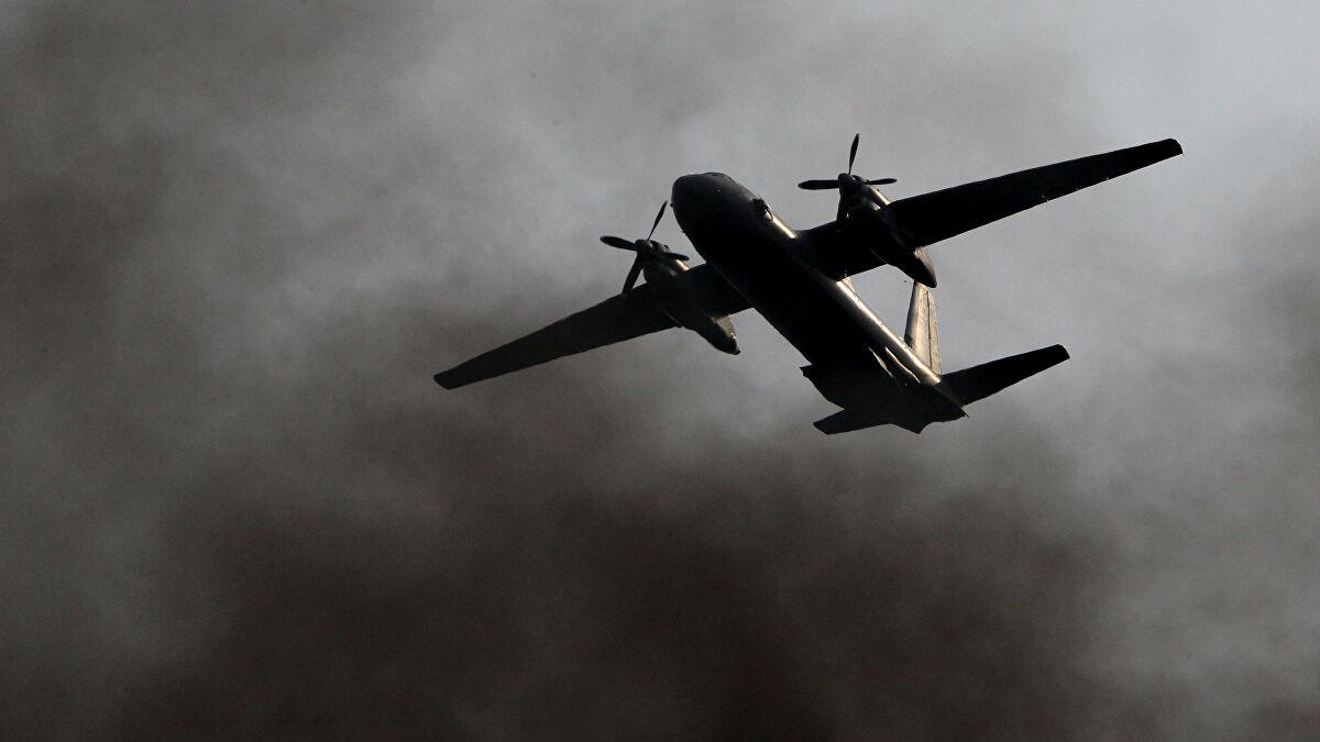 Một máy bay AN-26 của Nga. Ảnh: Sputnik.