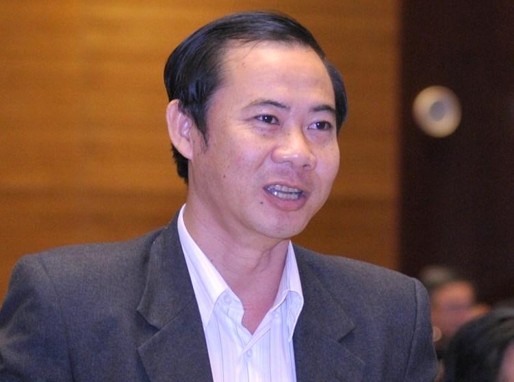 Phó Trưởng Ban Nội chính Trung ương Nguyễn Thái Học. Ảnh: Hoàng Phong