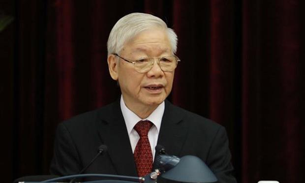 Tổng Bí thư Nguyễn Phú Trọng. Ảnh: TTXVN.