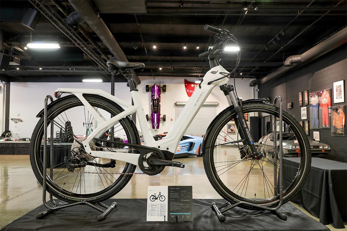 Phiên bản C-Type. Ảnh: Electric Bike