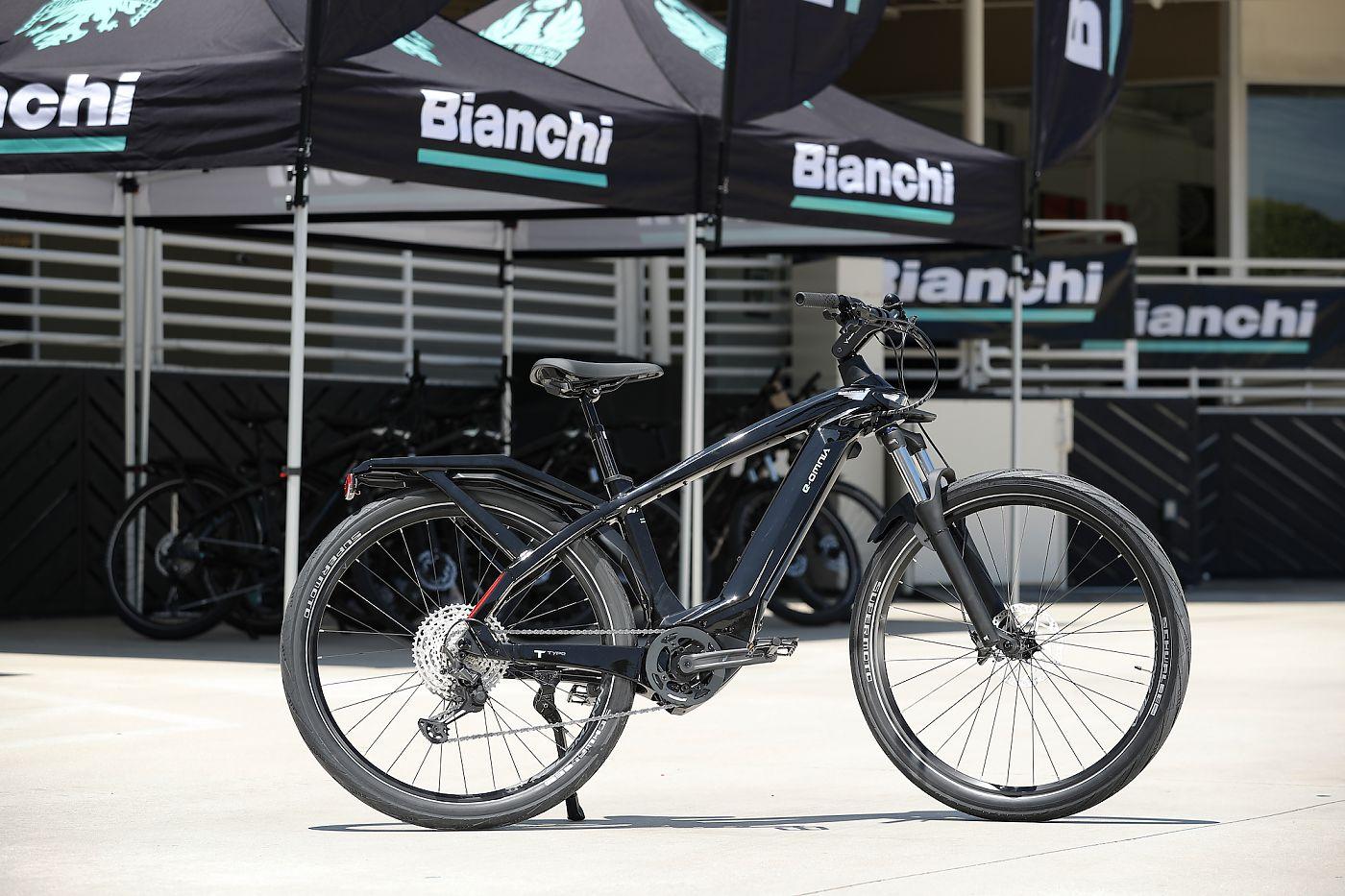 Phiên bản dành cho du lịch T Type. Ảnh: Electric Bike