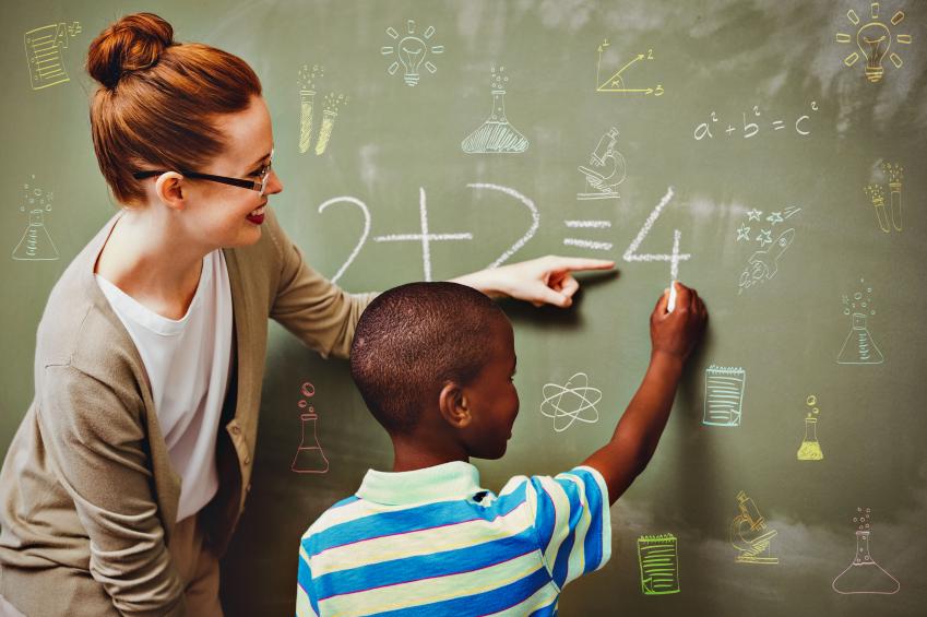 Toán học đem lại nhiều lợi ích cho người học. Ảnh  minh họa: resilienteducator.