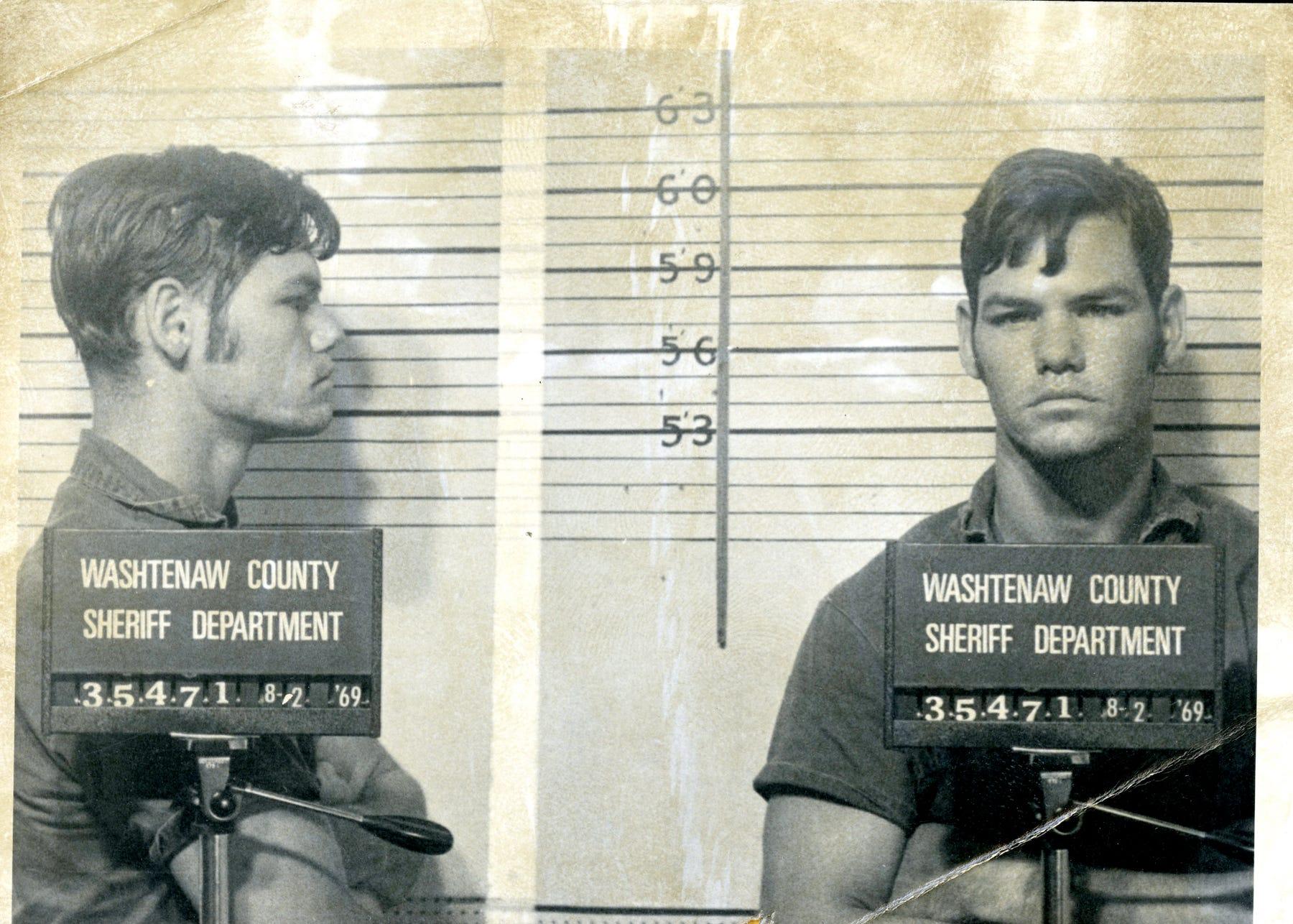 John Norman Collin. Ảnh: Michigan State Police
