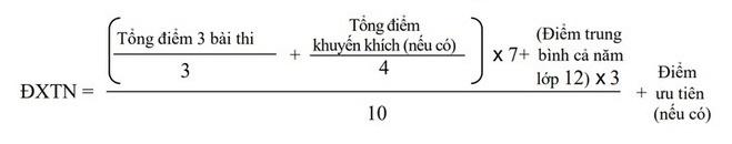 Đáp án tất cả môn thi tốt nghiệp THPT - 16