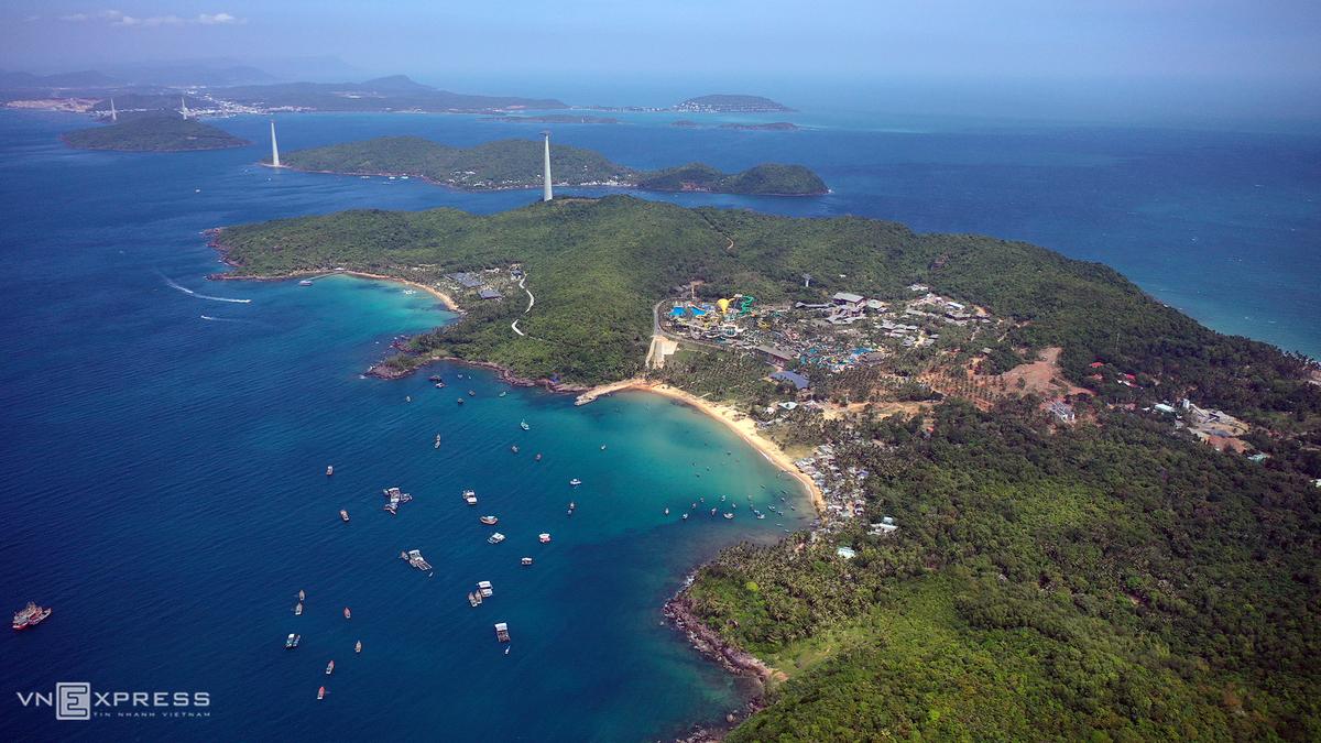 Đảo Phú Quốc. Ảnh: Ngọc Thành