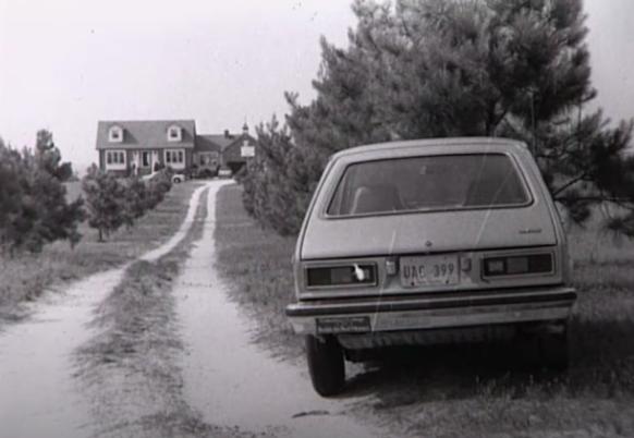 Chiếc xe của Shari Faye Smith, 17 tuổi. Nguồn: Youtube
