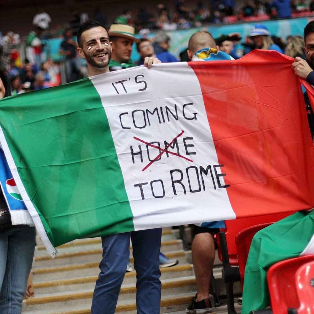 ... thành Its coming Rome.