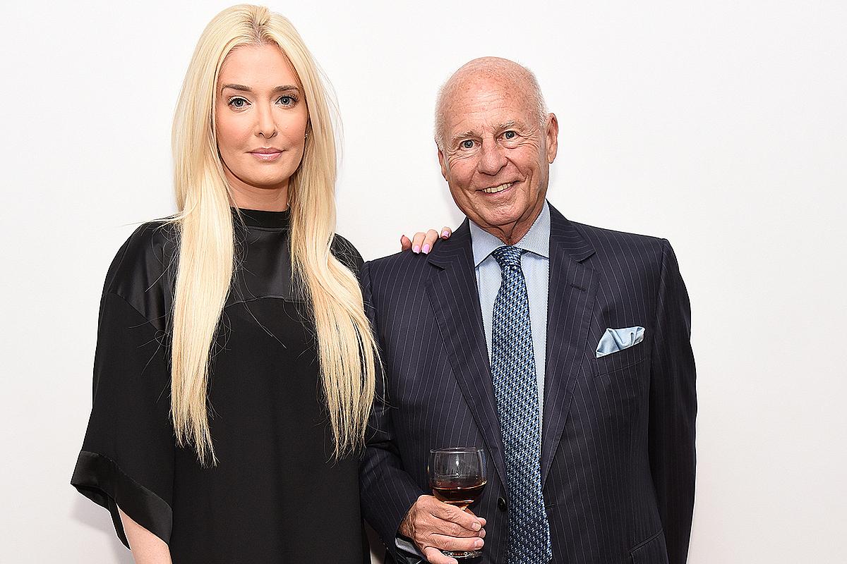 Vợ chồng luật sư Thomas Gerardi. Ảnh: AP