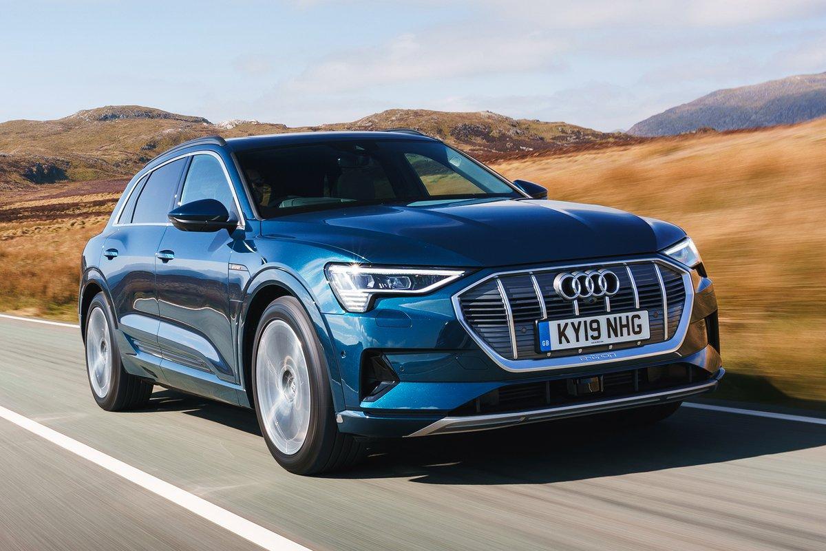 Những mẫu SUV chạy điện tốt nhất 2021 - 4