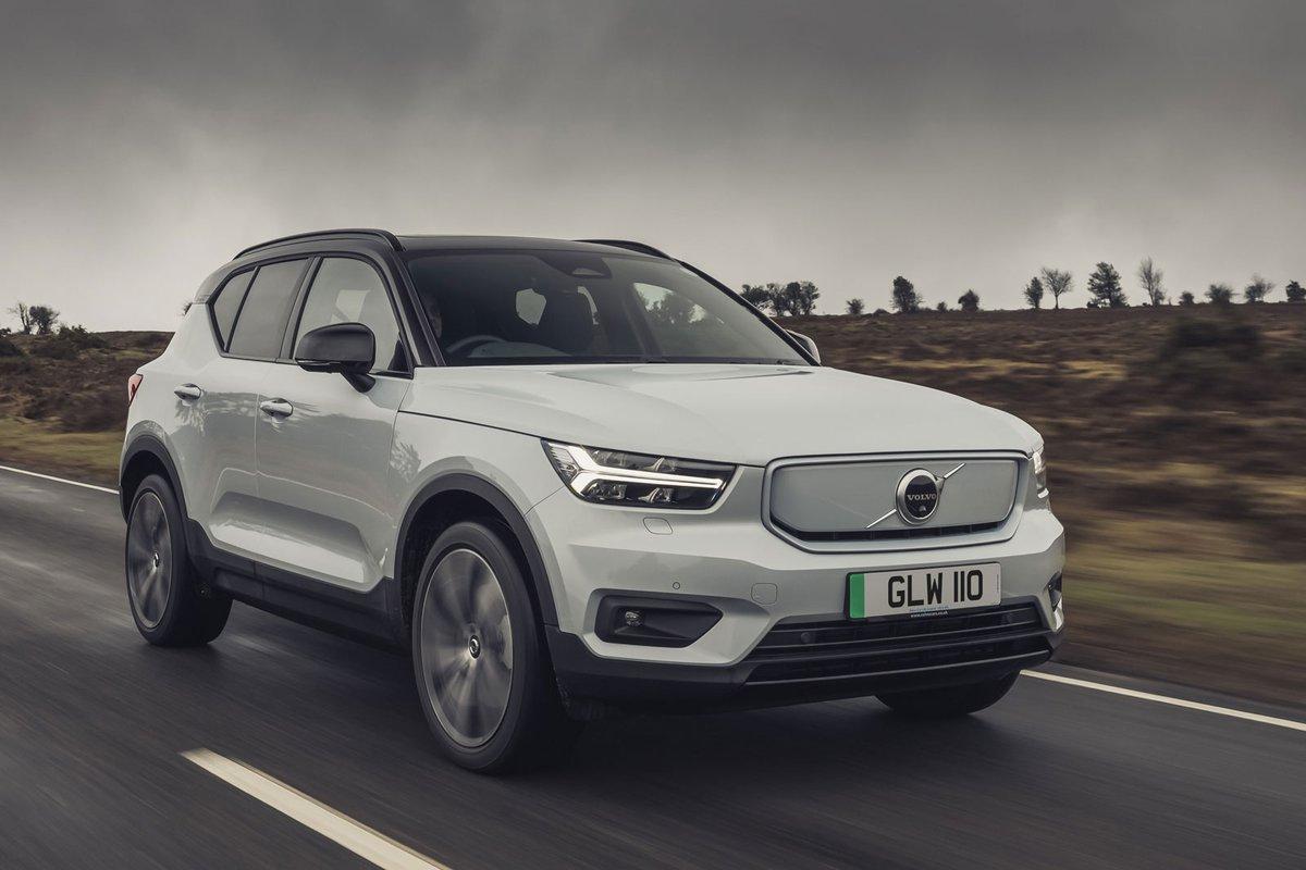 Những mẫu SUV chạy điện tốt nhất 2021 - 2