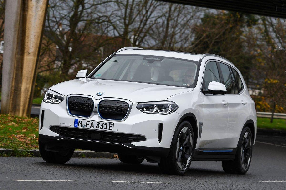Những mẫu SUV chạy điện tốt nhất 2021 - 8