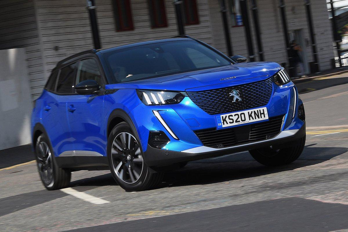 Những mẫu SUV chạy điện tốt nhất 2021 - 1