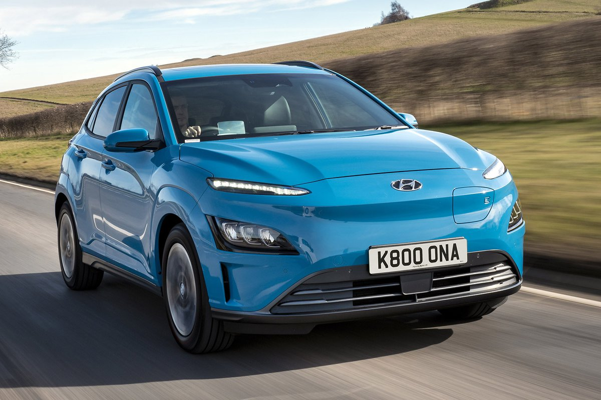 Những mẫu SUV chạy điện tốt nhất 2021