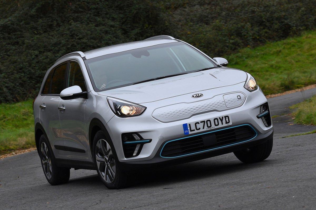 Những mẫu SUV chạy điện tốt nhất 2021 - 6