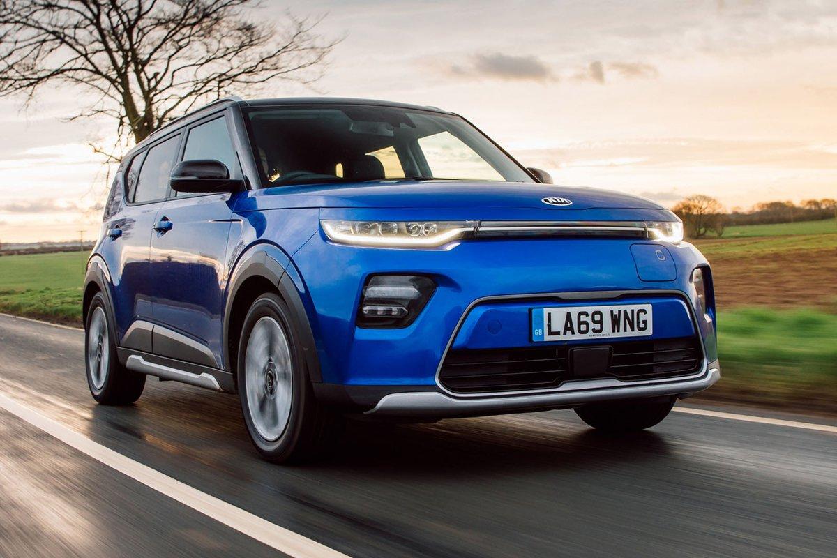 Những mẫu SUV chạy điện tốt nhất 2021 - 3