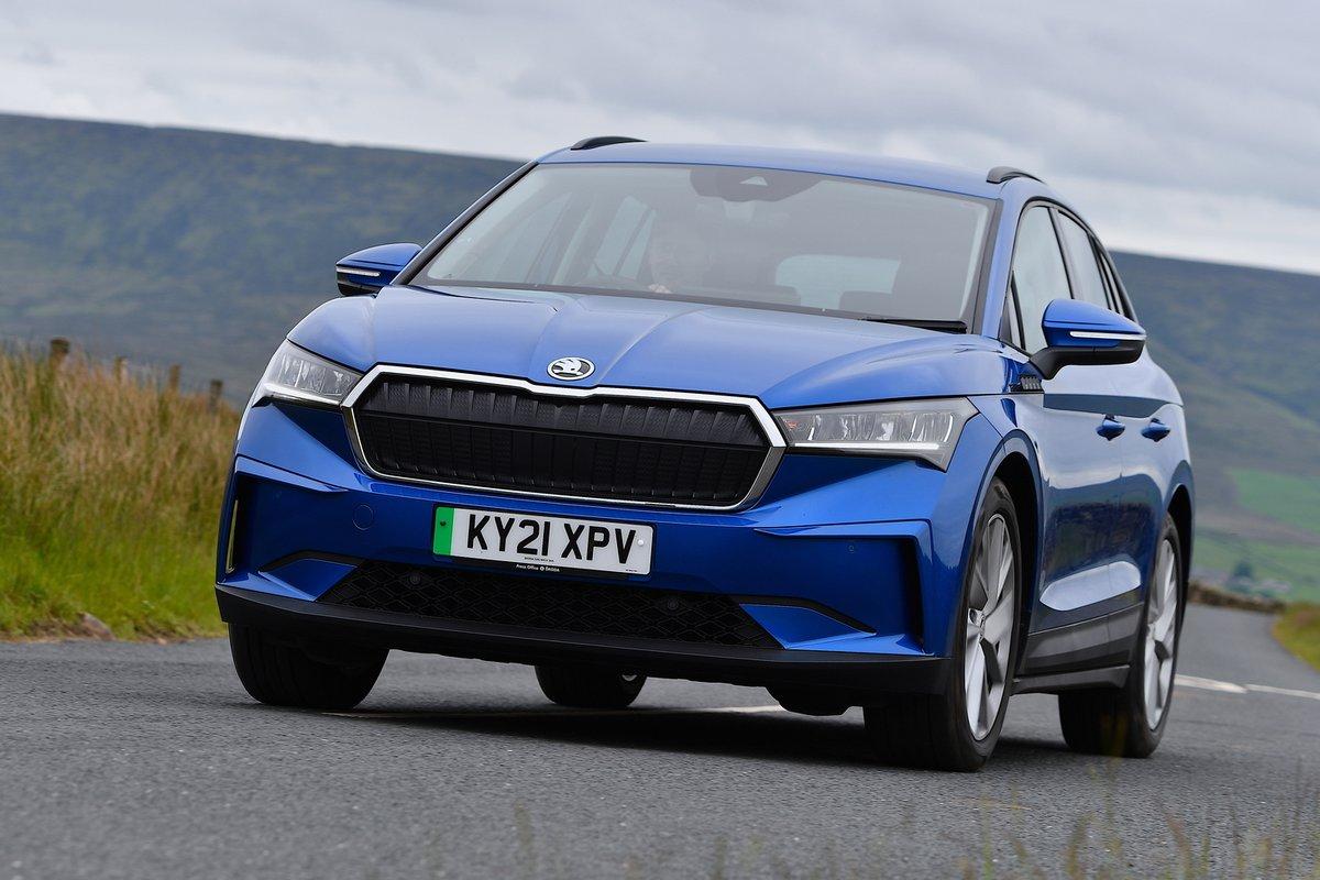 Những mẫu SUV chạy điện tốt nhất 2021 - 9