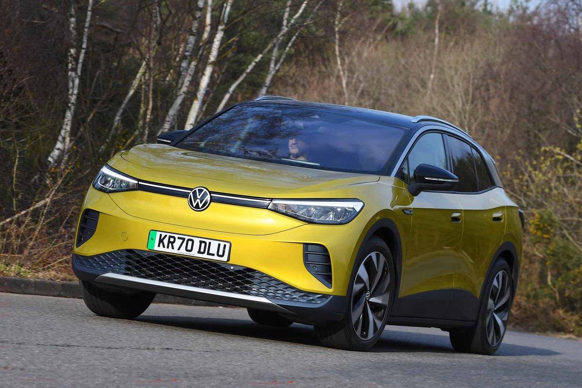 Những mẫu SUV chạy điện tốt nhất 2021 - 7