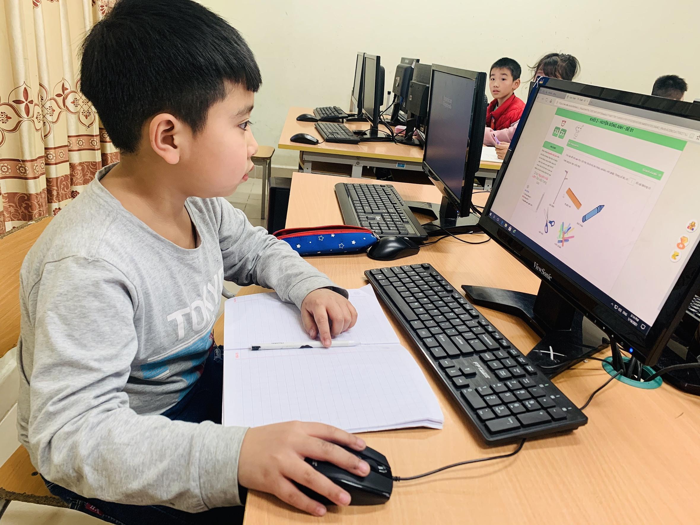 Hơn 96.000 học sinh tham dự Đấu trường Toán học VioEdu