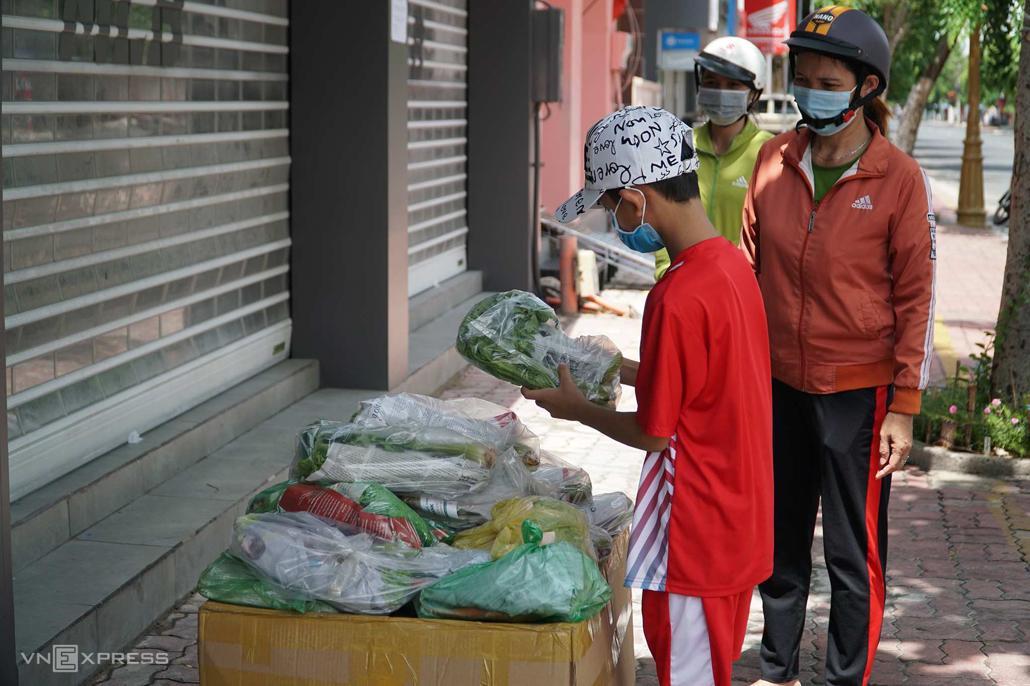 Social distancing measures empty famed southern Vietnam beach town
