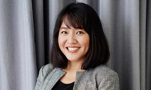 Bà Lê Diệp Kiều Trang, Giám đốc tài chính AREVO, đồng sáng lập quỹ đầu tư mạo hiểm Alasbaster.