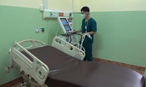Trung tâm điều trị Covid-19 lập trong 24 giờ