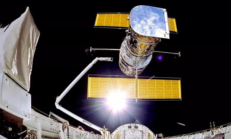 Kính viễn vọng Hubble hoạt động bình thường trở lại sau thời gian dài trục trặc. Ảnh: NASA.