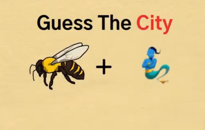 Thử thách đoán tên thành phố - 1