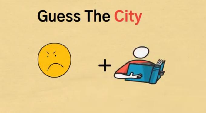 Thử thách đoán tên thành phố - 3