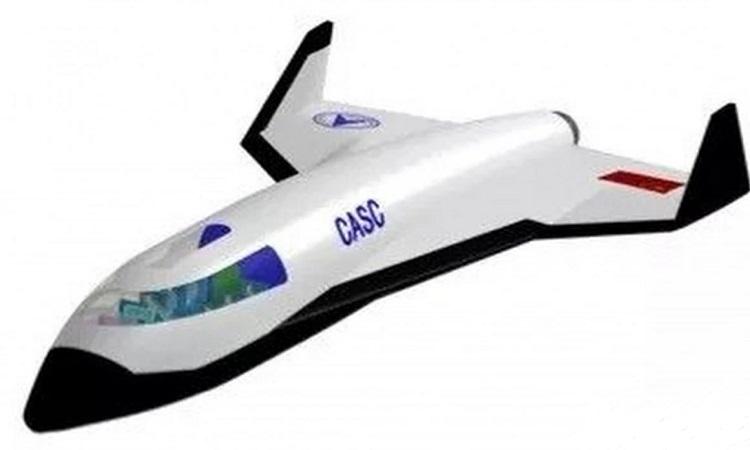 Trung Quốc thử nghiệm thành công máy bay vũ trụ