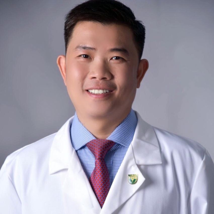 PGS Nguyễn Thanh Hiệp, Hiệu trưởng Đại học Y khoa Phạm Ngọc Thạch. Ảnh: HCMCPV.