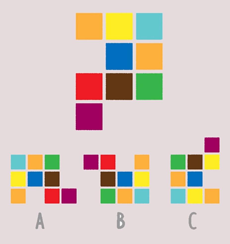 Kiểm tra tư duy với bốn câu đố - 1
