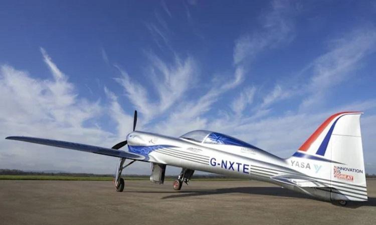 Mẫu máy bay Electric NXT được phát triển suốt 3 năm qua. Ảnh: Electroflight.