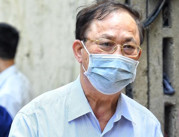Ông Nguyễn Văn Hiến. Ảnh: Giang Huy